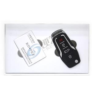 遥控钥匙改装无钥匙进入套件  KD通用型无钥匙进入PKE 福特款