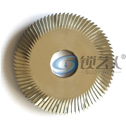 【屠龙刀】钨钢双面角度刀-R0114 C.C 钥匙机面铣刀 适用218-D,218-A,218-B
